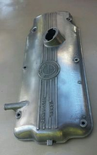 Sell BMW M10 E21 320i polished OEM valve cover motorcycle in Altamonte Springs, Florida, United States, for US $40.00