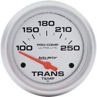Find AutoMeter 4457 Ultra Lite Transmission Temp Gauge motorcycle in Suitland, Maryland, US, for US $75.83