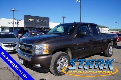 2008 Chevrolet Silverado 1500 Work Truck (Desert Brown Metallic)