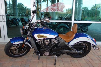2018 Indian Scout ABS Cruiser Palm Bay, FL