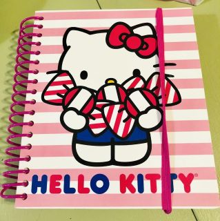 Hello Kitty note book