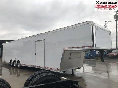 2019 United Trailer USHGN 8.5ftx44ft Super Hauler Gooseneck