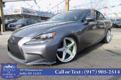2015 Lexus IS 250 (Gray)