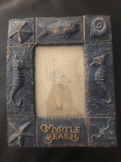 Myrtle beach picture frame