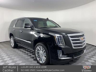 2018 Cadillac Escalade Platinum (Black Raven)