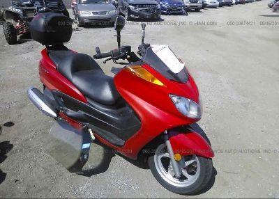 2008 Yamaha YP400