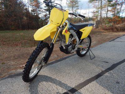2016 Suzuki RM-Z450 Motocross Motorcycles Concord, NH