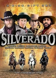 Silverado 2-Disc dvd Boxtset (Movie Scrapbook and Playing Cards)