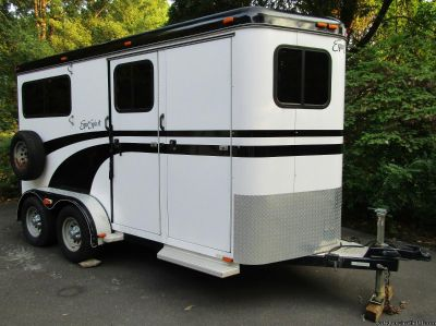 Low Low Price 2008 EquiSpirit Trailer
