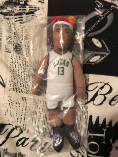 Brogdon Plush Doll