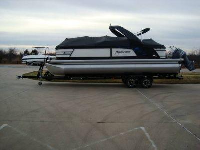 2019 Aqua Patio AQ-259 SBW Pontoon Boats Lewisville, TX