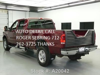 DETAILING NOTHING BETTER THAN THAT CLEAN CAR CALL ROGER SEBRING 712-262-3725 SPENCER IOWA