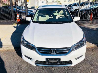 2015 Honda ACCORD SEDAN 4dr I4 CVT EX-L (Champagne Frost Pearl)