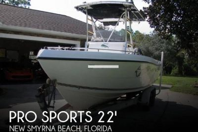 2004 Pro Sport 2200 Bluewater