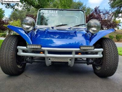 1968 Manx Type Dune Buggy