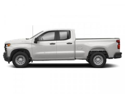 2019 Chevrolet Silverado 1500 LTZ (Summit White)
