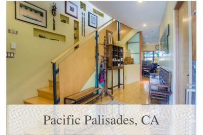 Bright Pacific Palisades, 4 bedroom, 4.50 bath for rent
