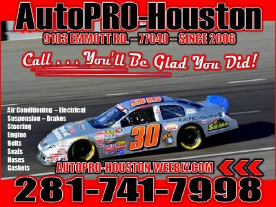 Auto Repair Shop Jersey Village TX since 2006