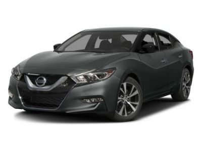 2016 Nissan Maxima 3.5 S (Super Black)