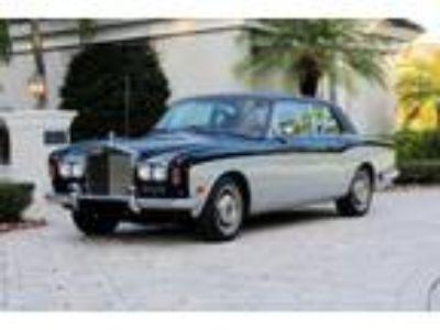 1972 Rolls-Royce Corniche Coupe V8
