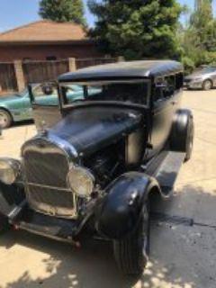 Trades ,Trades ..1929 Ford Sedan