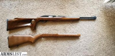 For Sale/Trade: Glenfield 75c Boyd's thumbhole stock