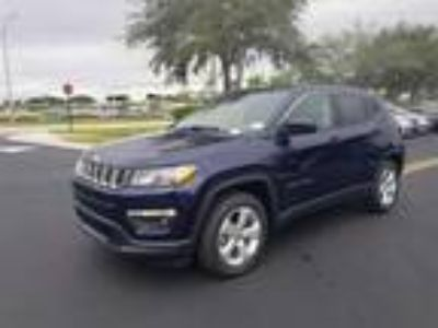 new 2019 Jeep Compass for sale.