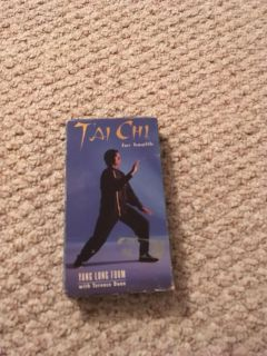 Tai Chi Yang Long Firm. Like new. VHS. Gallatin unless going to H ville.