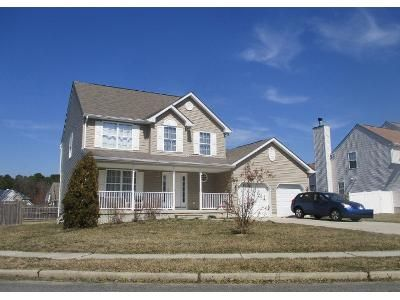 4 Bed 2.5 Bath Preforeclosure Property in Absecon, NJ 08205 - Donegal Ln