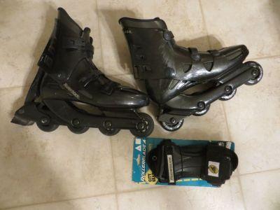 Rollerblade brand roller blades size