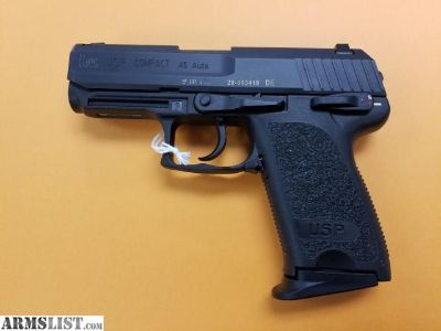 For Sale: Used H&K USP Compact 45 ACP