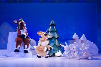 Rudolph The Red-nosed Reindeer Tickets at HEB Performance Hall on 10212015