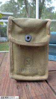 For Sale: Israeli web gear pouch