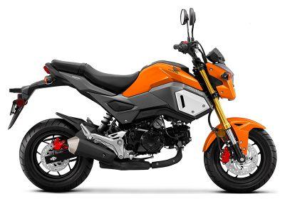2019 Honda Grom Sport Motorcycles Davenport, IA