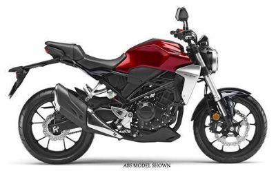 2019 Honda CB300R Sport Motorcycles Ontario, CA