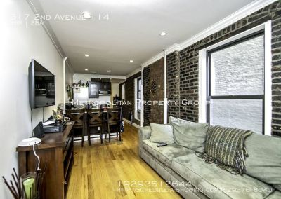 Gramercy! No Fee  Gut Renovated 3 Bedroom with 2 Full Bathrooms and a Washer & Dryer in unit!