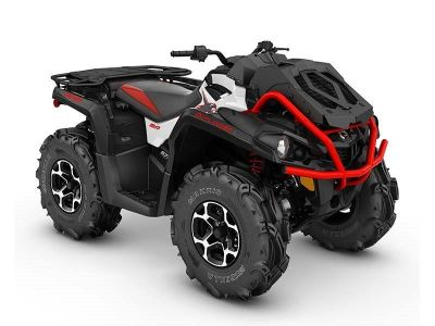 2016 Can-Am Outlander L X mr 570 Utility ATVs Oakdale, NY