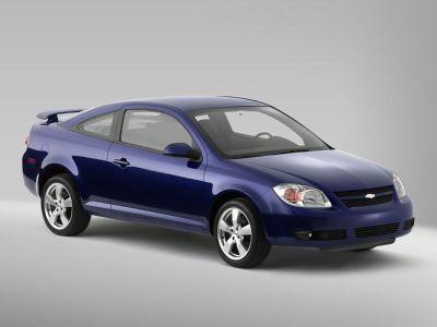 2007 Chevrolet Cobalt LS (Summit White)