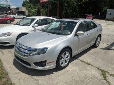 2012 Ford Fusion SE (Silver Or Aluminum)