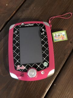 Leap Pad 2 with Barbie Game