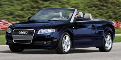 2008 Audi A4 2.0T (Blue)