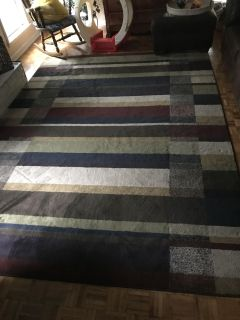 8x10 area rug excellent condition