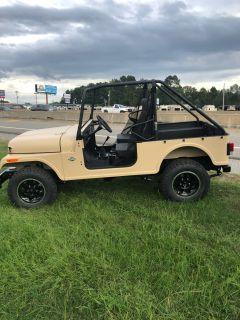 2018 Mahindra Automotive North America ROXOR Classic II Sport Side x Side Utility Vehicles Little Rock, AR