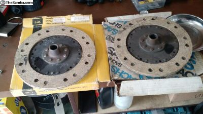 Type IV Clutch Discs
