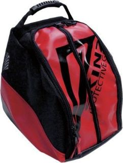 Sell Skinz Protective Gear Mudloc Boot Tote Bag Black/Red motorcycle in Holland, Michigan, United States, for US $68.34
