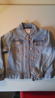 Cute Disney store Jean jacket good used condition size 7