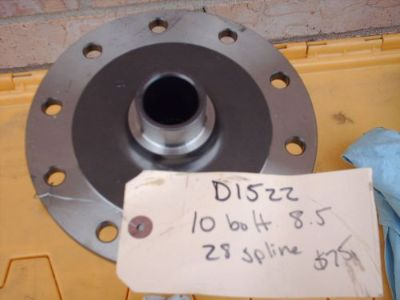 """Purchase strange GM 8.5"""" spool with 28 spline for 10 bolt rear ends - BRAND NEW motorcycle in Monee, Illinois, United States"""