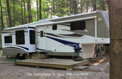 2009 Holiday Rambler Presidential Suite 378SKQ