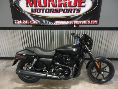 2015 Harley-Davidson Street 500 Cruiser Motorcycles Monroe, MI