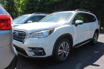 2019 Subaru Ascent White, new